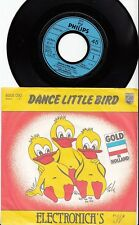 """Electronica`s - Dance Little Bird/The Marching Tin Soldier, 7"""" Single 1980"""