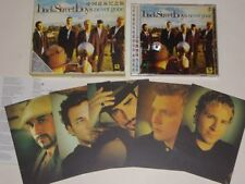 BACKSTREET BOYS 'Never Gone' 2005 Asian CD Box Set & 5 Postcards - New