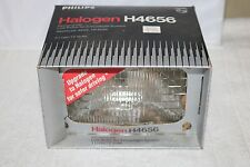 PHILIPS Halogen H4656 Rectangular Low Beam, 3 Lugs/12 VOLTs, New in Package