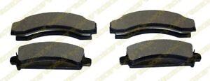 Disc Brake Pad Set-Dynamics Premium Pads - Monroe # DX543 Free Shipping