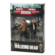 McFarlane Toys The Walking Dead TV Series 4 Dixon Brother Action Figure Plays...