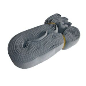 Knitted Hose Sock Grey 9 Metre with tube for any kind of Ducted vacuum Hose