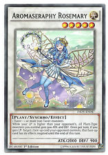 Aromaseraphy Rosemary INOV-EN047 Rare Yu-Gi-Oh Card 1st Edition English Mint
