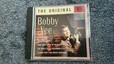 BOBBY VEE: THE ORIGINAL (DISKY, NL, 1995) 18 POP/ROCK CLASSIC TRACKS - CD NM!