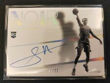 Sekou Doumbouya 2019-20 Panini Noir Shadow Signatures RC Rookie Auto 78/99 Fresh