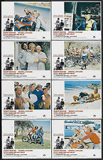 MOTORCYCLE MOTO CROSS RACING orig 1970 lobby card movie posters ROBERT REDFORD