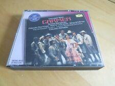 BIZET - Carmen - Double  CD Album - Berganza/Domingo/Abbado