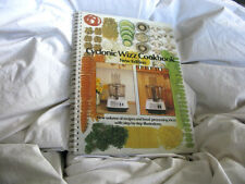 breville CYCLONIC WIZZ COOKBOOK  new edition;robyn bruce