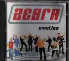 Zebra-Emotions cd album