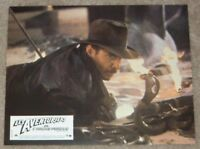 RAIDERS OF THE LOST ARK - French lobby cards