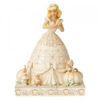Disney Traditions White Woodland Figurine Cinderella 6002816