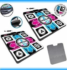 2x PS2 Deluxe 1 inch foam DDR Dance Pad Mat for Playstation / PS2 (V4) Version 4
