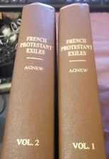 Protestant Exiles from France 2 Volumes 2003 Paul Minet Piccadilly Limited Ed