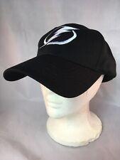 New! Tampa Bay Lightning NHL Black Hockey Cap Hat Embroidered Logo!