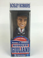 Rudy Giuliani Bobblehead New in Gift Box (Never Opened)