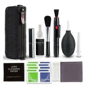 DSLR Camera Cleaning Kit Profession Digital Camera Cleaning Kit for Len Cleaning