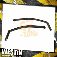 For 2015-2018 Chevrolet Colorado In-Channel Wind Deflector