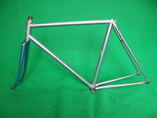 Makino NJS Approved Keirin Frame Set Track Bike Single Speed 52.5cm