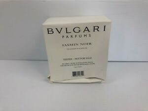 Bvlgari Jasmin Noir Scintillating Balm With Mini Puffs 10g/0.35oz BNIB