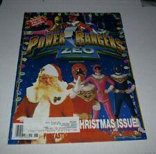 Power Rangers Zeo #7 1997  Vintage Magazine