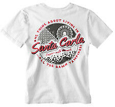 Santa Carla The Lost Boys Inspired Zombies Vampires cool Unique Film T Shirt