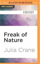 Ifics: Freak of Nature 1 by Julia Crane (2016, MP3 CD, Unabridged)