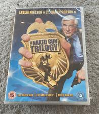 The Naked Gun Trilogy Dvd Brand New Sealed