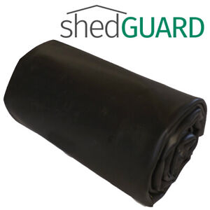 shedGUARD Heavy Duty EPDM Rubber Shed Roofing Sheet Material | Felt Alternative