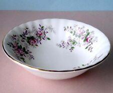 Royal Albert Lavender Rose 4 Piece Cereal All Purpose Bowl Set NEW