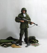 1966 VINTAGE ACTION MAN ✧ ✧ soldado de combate Palitoy Hasbro G.i Joe
