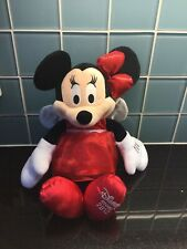 Disney Store Minnie Mouse - Present Gift Unique Collectable 2012
