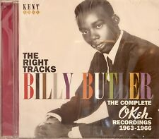 The Right Tracks BILLY BUTLER - 28 Soulful Tracks