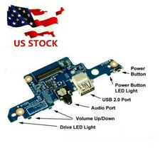 856808-001 FOR HP M6-AQ series m6-aq105dx USB Power Button Board switch GT02 NEW