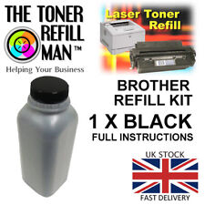 Use In BROTHER HL1250, HL-1250, HL 1250, TN6600, TN-6600, TN 6600 Toner Refill