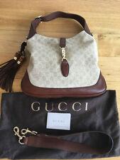Gucci Canvas Shoulder Bags