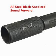 Krink Style Sund Forwarder 5/8x24 Thread, .308 .338 .30 Muzzle Brake Style