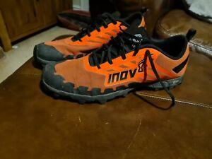 Inov8 X-Talon G 235 Mens Trail Running Shoes - Orange