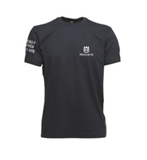"""Husqvarna T-Shirt """"Ready when you are"""""""