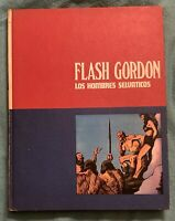 FLASH GORDON  TOMO Nº02 BURULAN EDICIONES.1972. 200 paginas en color
