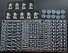 Warhammer 40K Horus Heresy Burning of Prospero Space Marine Mark III Squad
