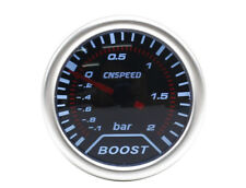 """52mm 2"""" turbo boost gauge -1 à 2 bar celica GT4 starlet gt MR2"""