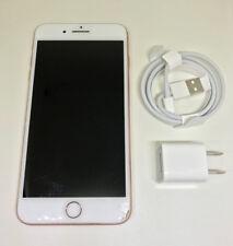 Apple iPhone 8 Plus 64GB Gold- Sprint- Full Function +Apple Warranty (MUST READ)