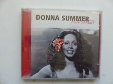 CD Album DONNA SUMMER Fun street   ELAP 50171432