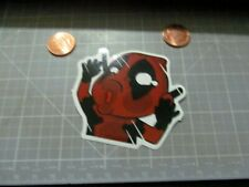 LUFFY GLASS DEADPOOL Sticker / Decal  Stickers Skateboard Laptop NEW GLOSSY
