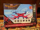 Marvel Spiderman Homecoming World Tech Elite Rc Quadcopter