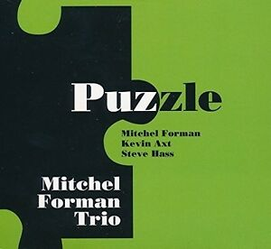 Mitchel Forman Trio - Puzzle [New CD] Digipack Packaging