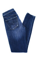 Citizens of Humanity Womens Mid Rise Casual Skinny Jeans Pants Cotton Size 27