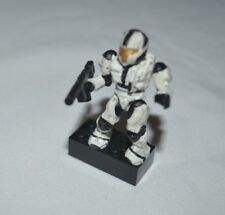 HALO SERIES 5 ARCTIC UNSC COB WITH SUPRESSED SMG LOOSE FIGURE RARE