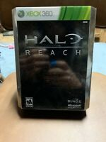Halo: Reach -- Limited Edition (Microsoft Xbox 360, 2010) - BOX Only