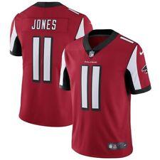 Men's Julio Jones Red Atlanta Falcons Nfl Football Player Limitada Home Jersey